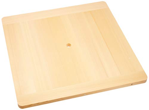 EBM さわら 角セイロ台す 30・33cm用(425×425)