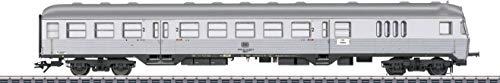 Märklin 43899 Klassiker Modelleisenbahn Steuerwagen, Silberling, Spur H0, Mehrfarbig