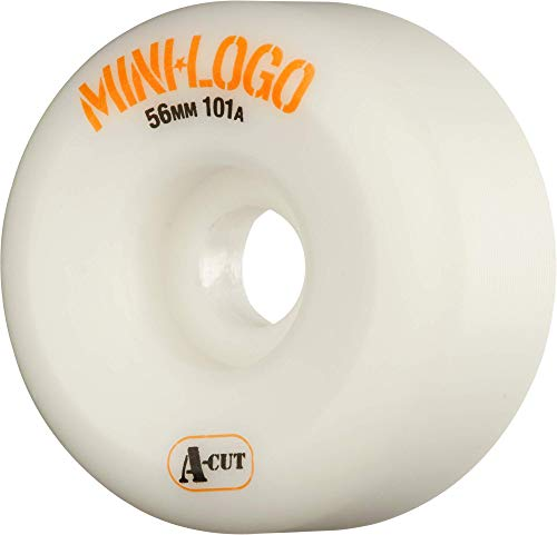 Mini-Logo Skateboard Wheels A-Cut #2 101A 56mm Rollen