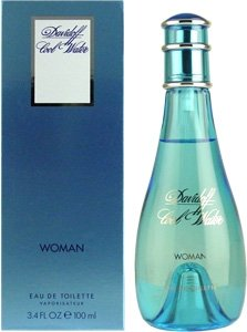 Davidoff Cool Water Woman Eau De Toilette, 1.7 oz.