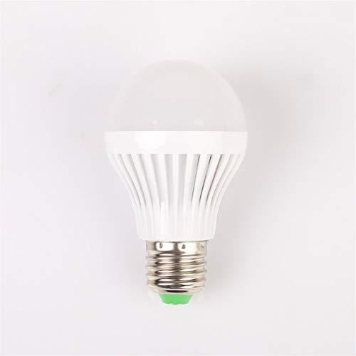 Kitechildhssd 8 X 5W Lámpara SMD Bombillas LED Edison Tornillo E29 Día/Equivalente de Blanco cálido