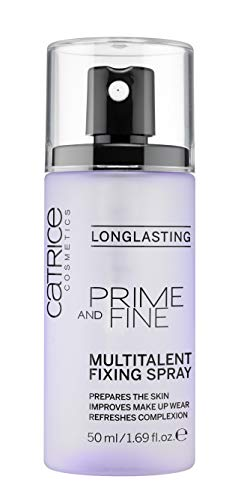 Catrice Prime And Fine Multitalent Fixing Spray - 1er Pack