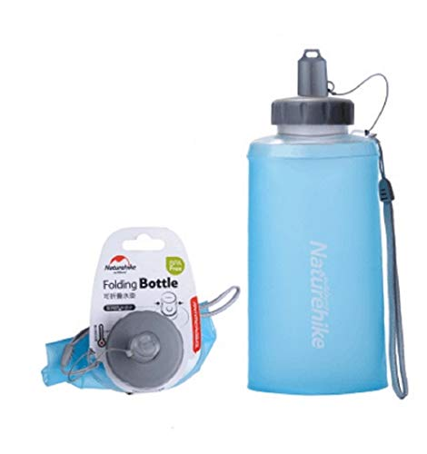 Naturehike del Deporte 750ML Botella Botellas Taza de Agua Portable al Aire...