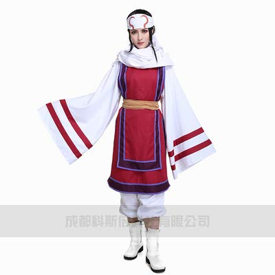 『キングダム 羌瘣 cosplay服 コスプレ アニメ 服のセット 女性用 秦國 飛信隊 (M)』の1枚目の画像