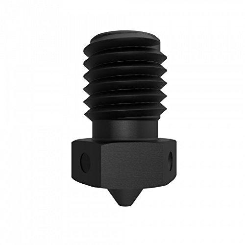 Genuine E3D Hardened Steel Nozzle V6 (1.75mm) 0.40mm (V6-NOZZLE-HS-175-400)