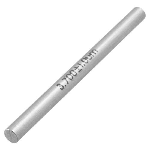 3,7 mm diameter hardmetalen stekker pin gauge W opbergdoos