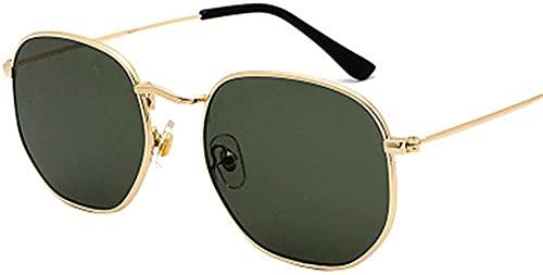 Gafas de sol de los hombres s Gafas de sol de los hombres s Gafas de sol Ojos redondos Protección solar conducción UV400
