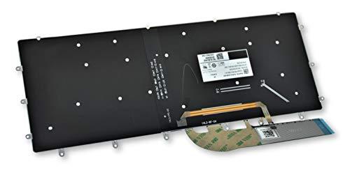 Dell Inspiron 7558 7568, Precision 5510 5520 5530 5540, XPS 15 9550 9560 9570 9580 UK Englische Tastatur mit Hintergrundbeleuchtung VC22N