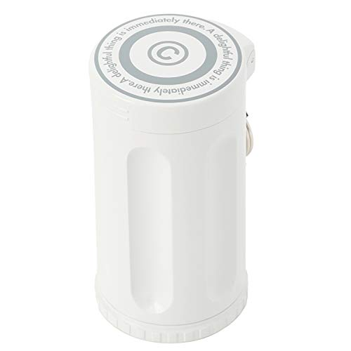 Dreams(ドリームズ) 携帯灰皿 シガーネスト ハニカム 7本収納 ホワイト MDL45059 直径3.5×高さ7.0cm