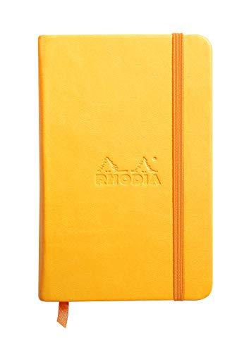 Rhodia Boutique A6 Plain Rhodiarama Notebook A6