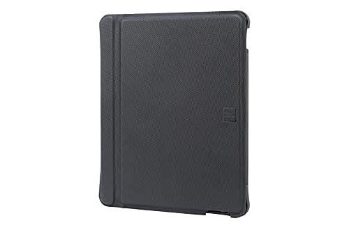 Tucano Funda para Teclado y trackpad iPad 10,2 (2019/2020, 7/8) Air 10,5 Pulgadas, Color Negro
