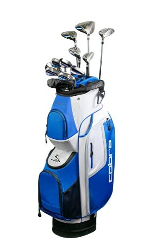 Cobra Golf 2021 Men's Fly XL Complete Set Cart Bag