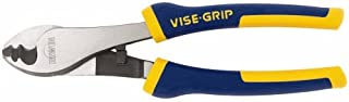 IRWIN Tools VISE-GRIP Pliers, Cable-Cutting, 8-Inch (2078328)