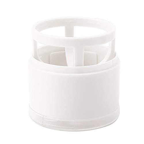 Anself Porte-éponge de beauté Portable Maquillage Éponge De Stockage Séchage Stand Poudre Puff Rack Présentoir