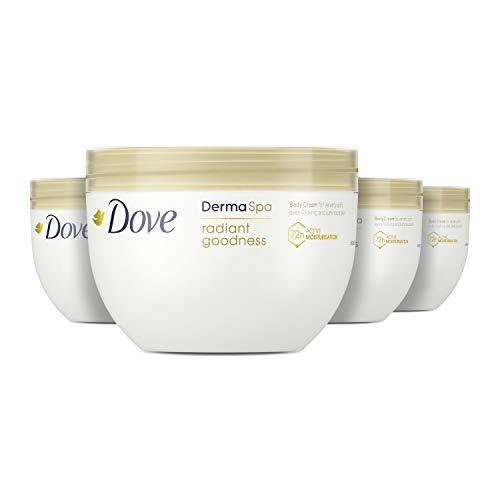Dove DermaSpa Goodness 3 with Omega Oil Body Cream for Dry Skin 300 ml...