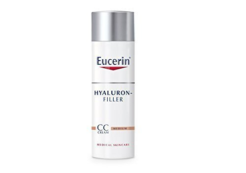 Eucerin Hyaluron Filler Cc Cream Color Medium 50ml Care the Skin by Eucerin
