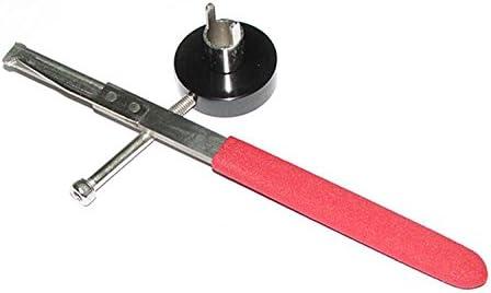 HU66 t Inner Groove Lock Picks cerrajero herramientas para, coche Lock Pick Set
