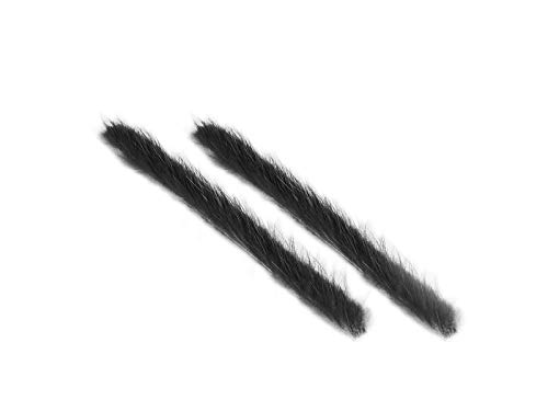 White Feather Nutria Fell Sehnengeräuschdämpfer Silencer