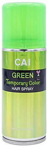 CAI BEAUTY NYC Hair and Body Temporary Color Spray - Green