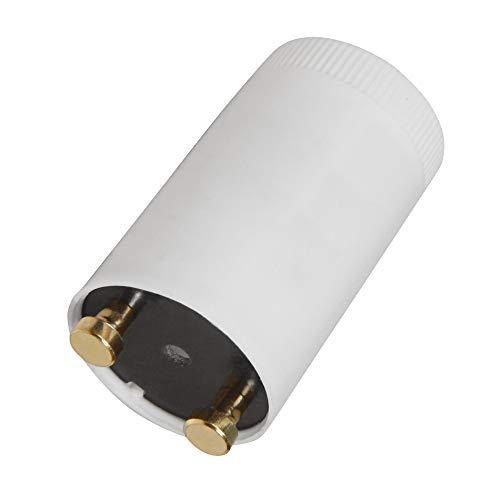 Starter für LED-Röhren | Austausch - Ersatz Starter | ebyreo® Blindstarter T8 G13 Leuchtstoffröhren LED (1 Starter)