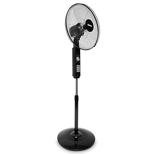 Duronic Pedestal Fan FN60 | Oscillating/Rotating | 3 Speeds | Remote...