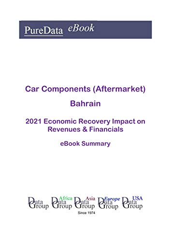 Car Components (Aftermarket) Bahrain Summary: 2021 Economic Recovery Impact on Revenues & Financials (English Edition)
