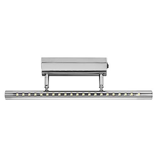 7W 55cm 5W 40cm LED Luce Frontale a Specchio Applique da Parete per Bagno Lampada Moderna a LED per Specchio da Bagno Make-up Bath