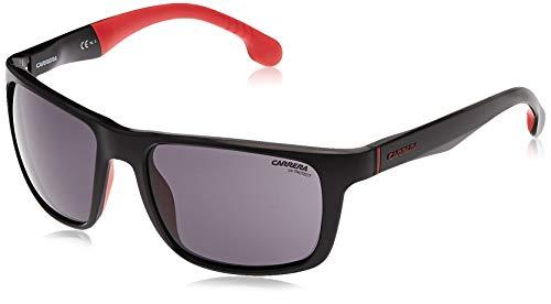 Carrera 8027/S Gafas de sol, Negro (BLACK), 57 para Hombre