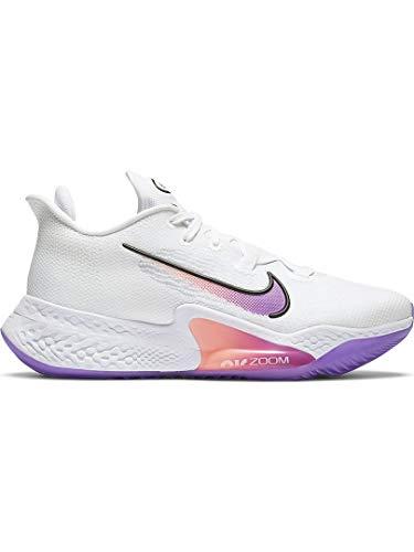 Nike Zapatos Hombre Air Zoom BB NXT Rawde CK5707-100, (Wt/Hprvlt/Wt/Flshcmsn), 48.5 EU
