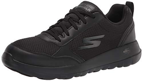 Skechers GO Walk MAX Painted Sky Men's Walking Shoes 216166-BBK,Black,(UK9)