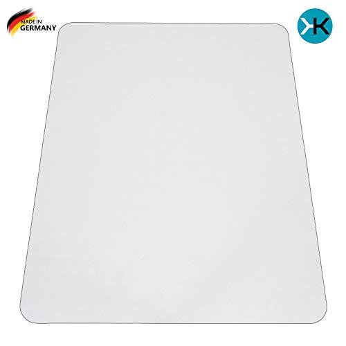 KAISER plastic® PP Bodenschutzmatte | 90 x 120 cm | Hartboden | Made-in-Germany