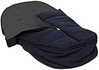 Diono All Weather Footmuff to Protect Your Baby in Car Seats & Strollers, Navy