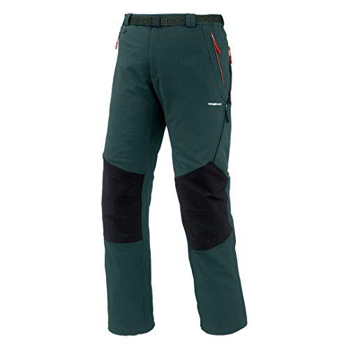 Trangoworld Rovek DS Pantalon Long pour Homme M Multicolore - Noir (Sombra oscura/Negro)
