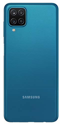 Samsung Galaxy M12 (Blue,6GB RAM, 128GB Storage) 6 Months Free Screen Replacement for Prime 3