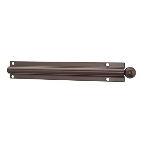Rev-A-Shelf CVL-12-ORB 12 Inch Heavy-Gauge Metal Closet Organization Valet Clothes Rod, Bronze