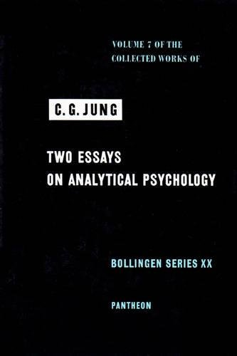 Two Essays on Analytical Psychology (Collected Works of C.G. Jung, Volume 7) (Collected Works of C.G. Jung (41))