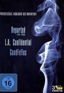 Mafia Edition - Departed & L.A. Confidential & Good Fellas: Departed & L.A. Confidential & Good Fellas