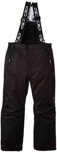 CMP , Pantaloni da sci Bambino, Nero (schwarz), 128 cm, Nero, 128