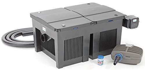 OASE 56789 Durchlauffilter BioSmart Set 36000 | Durchlauffilterset | Filterset | Filter | Filtersystem | Filterkomplettset
