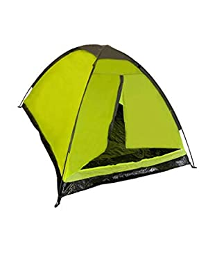 PJDH Outdoor Camping Tent 4-Person Durable Waterproof Camping Tents Easy Setup DHCT4US