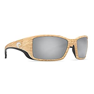 Costa Del Mar Men's Blackfin Round Sunglasses