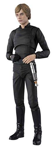 Bandai S.H.Figuarts Star Wars Luke Skywalker Episode Vi 140mm PVC
