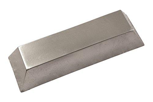 Barras de plata 29996, plata de plástico, barras, idea de regalo, decoración ligera de plástico, artículo decorativo, regalo de decoración, teatro y escenarios, barra hueca plateada