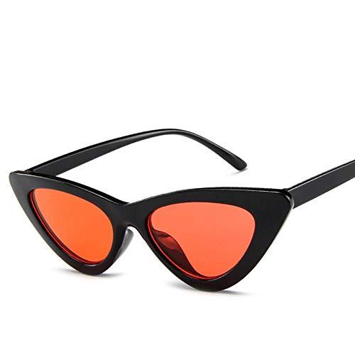 Moda Gafas De Sol De Moda Estilo Fresco Lindo Retro Cat Eye Mujer Gafas De Sol Vintage Diseñador De La Marca Cateye Al Aire Libre Sexy Gafas De Sol para Mujeres Damas C12