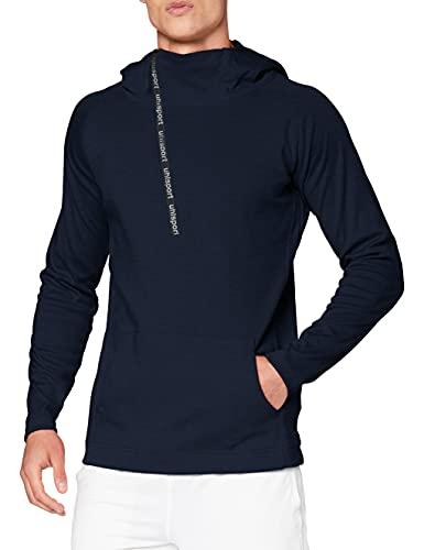 uhlsport Kinder Essential Pro Hoodie Sweatshirt, Marine, 140