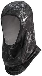 Pro Hijab Athletic Hood Black Paisley Combo Size X-Small