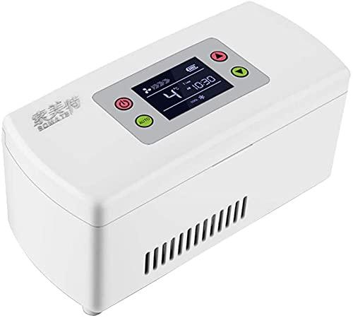 AULLY PARK Nevera portátil para medicinas y insulina, con temperatura constante, para viajes