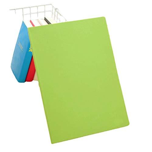 HJHJ Cuadernos Cuadernos for la Escuela, Diario 66 Hojas, 1/3 Paquete de 290 mm * 210 mm 11.4