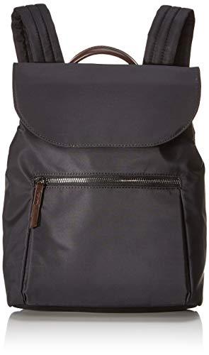 Clarks Damen Raina City Rucksackhandtasche, Schwarz (Black), 23x38x53 cm