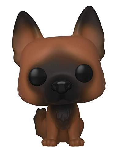 Funko Pop! TV: The Walking Dead - Cão, Multicolor, 3,75 polegadas